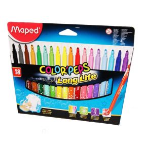 MAPED FLOMASTER COLOR PEPS 18/1