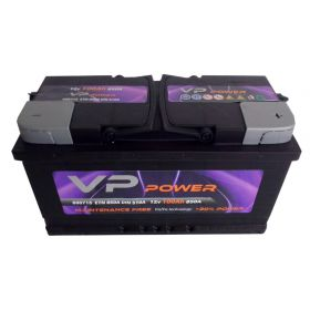 VP POWER AKUMULATOR12V 100 AH D+