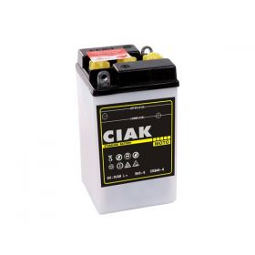 AKUMULATOR MOTO CIAK STARTER 6V 10AH L+ B49-6