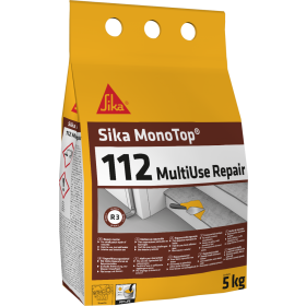 SIKA MONOTOP-112 MULTIUSE REP.5X5KG