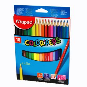 MAPED BOJICE COLOR PEPS 18/1