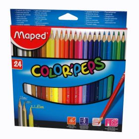 BOJICE COLOR PEPS 24/1 MAPED