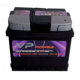 VP POWER AKUMULATOR  45 AH+D