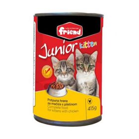 HRANA ZA MACE JUNIOR KITTEN FRIEND WC 415 G