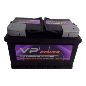 VP POWER AKUMULATOR 12V 66 AH D+