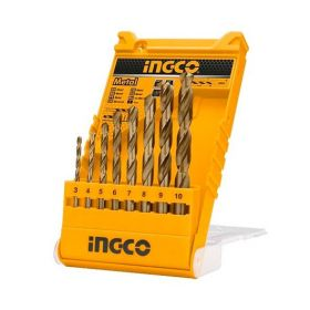 INGCO SET BORERA 3-10MM 8/1  AKDB1088